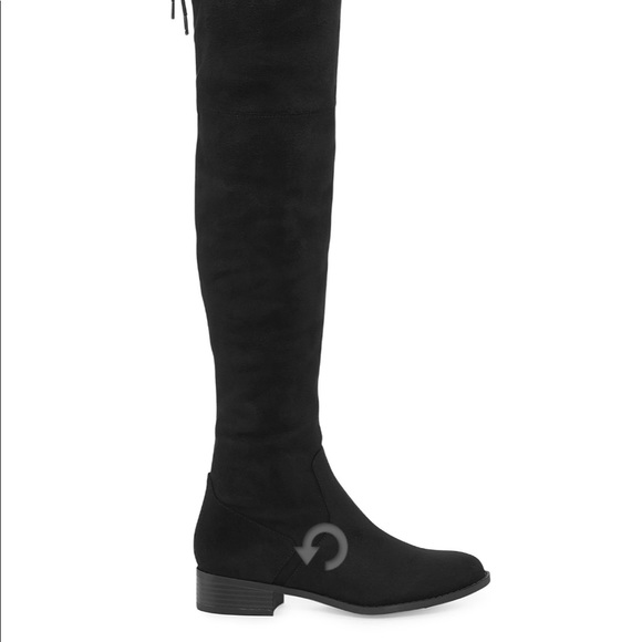 19b601878a91f Thigh high boots